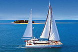 Great Barrier Reef Island Sailing - Low Isles