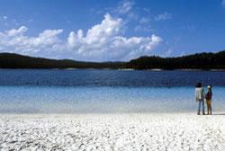 Kingfisher bay fraser island