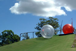 Zorb (globe-riding, sphereing, orbing)