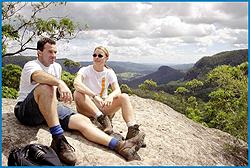 Lamington National Park Australia