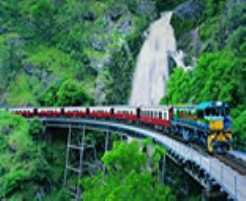 Kuranda Scenic Railway - About Queensland